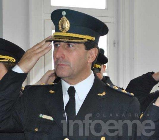 Finalmente pasaron a retiro a la cúpula policial de Olavarría y la región