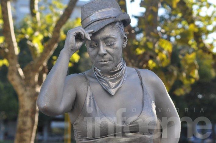 Primer Encuentro Nacional de Estatuas Vivientes