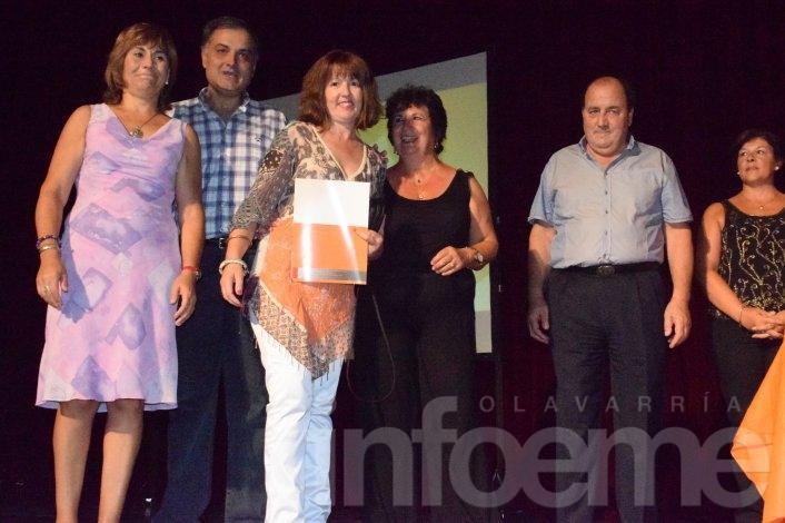 """Se presentó """"La mujer justa"""" en el Teatro"""