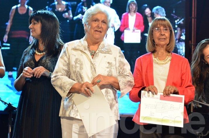 María Mercedes Subiría fue la mujer destacada