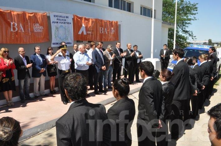 Policía local: hubo bajas de aspirantes y el Municipio ofreció explicaciones