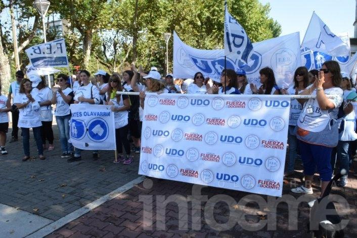 UDO propone continuar con las medidas de fuerza