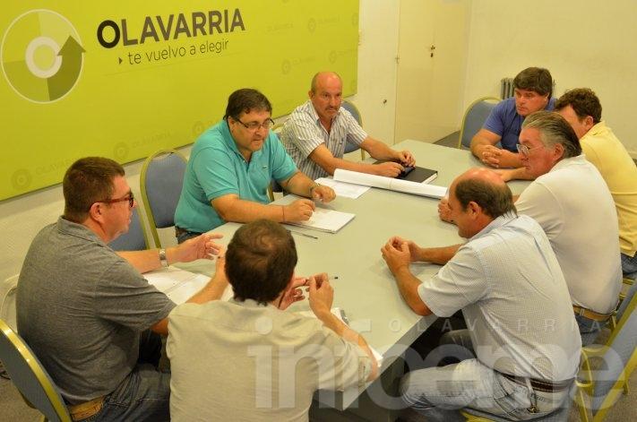 Se realizó la primera reunión del año de la Mesa Agropecuaria
