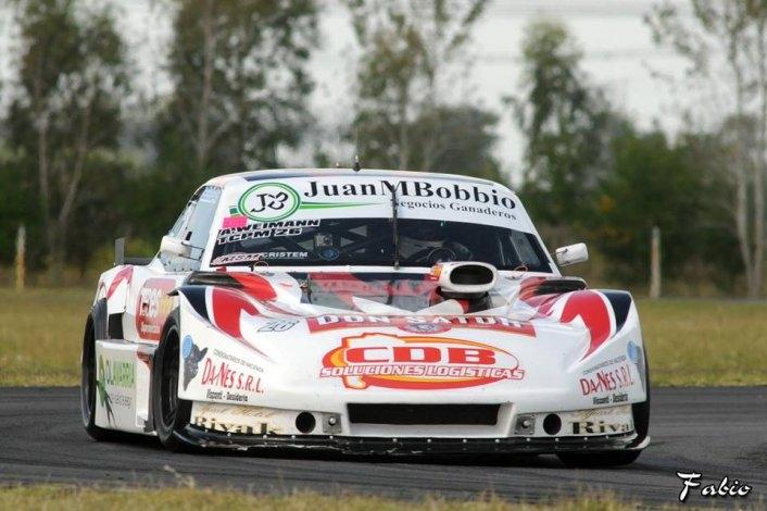 Weimann clasificó 16° en La Plata
