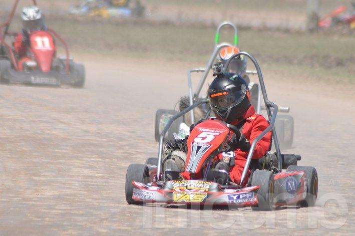 El karting clasificó en Tandil