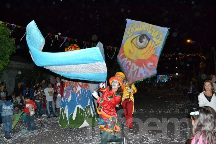 7mo Carnaval de la Locura en H. Yrigoyen