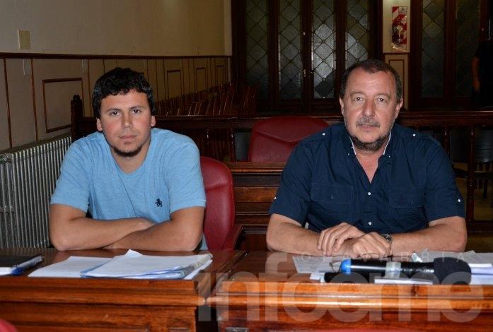 Concejales del FPV presentaron proyectos vinculados a la seguridad vial