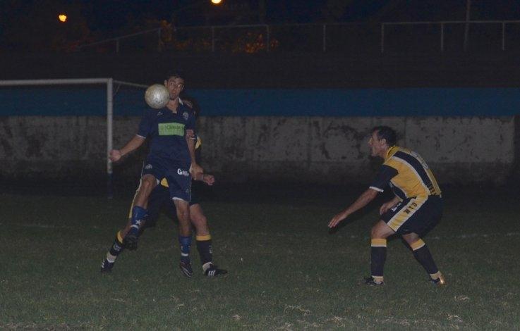 San Martín ganó y comparte punta con Hinojo