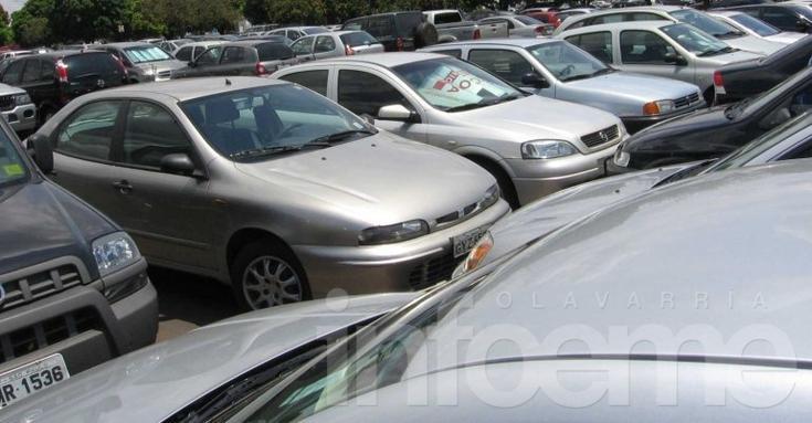 Preocupación: cayó un 10% la venta de autos usados