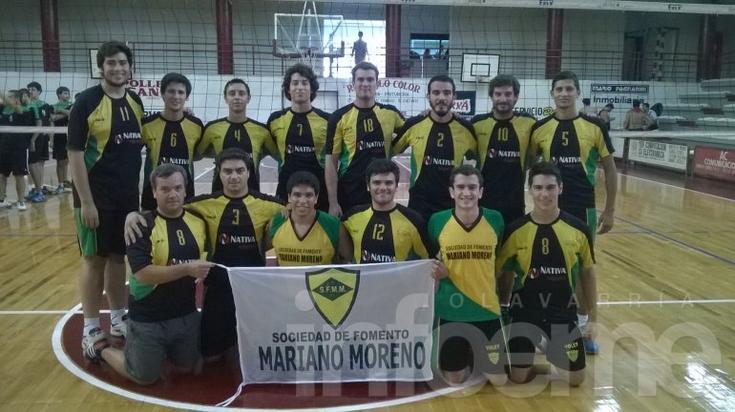 Mariano Moreno ganó la Copa de Plata en Ramallo