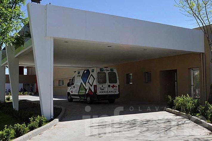 El motociclista accidentado continúa en terapia intensiva