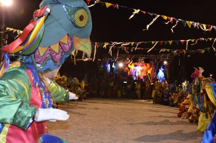 El carnaval popular llegó al Barrio Cuarteles