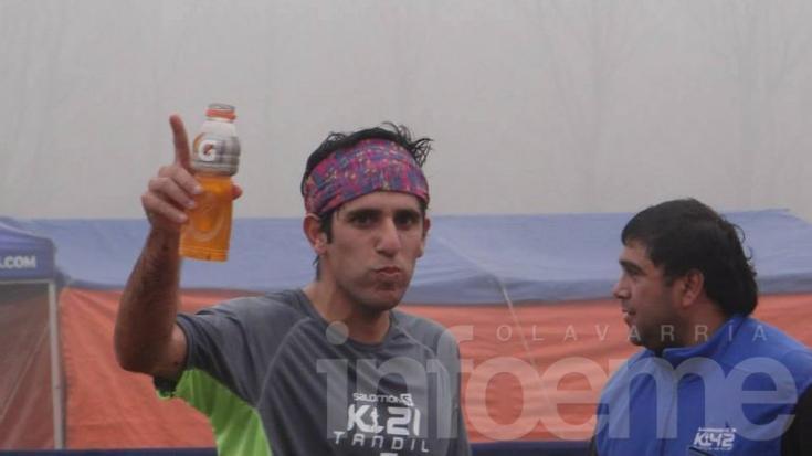 Oscar González se quedó con el tercer cross aventura