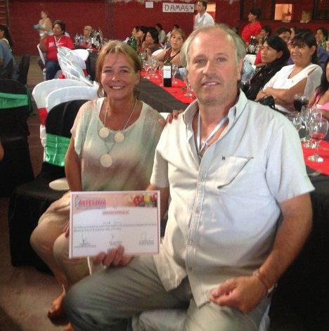 Un olavarriense fue premiado en la 30° Fiesta Nacional de la Artesanía