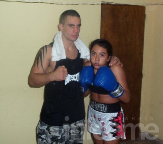 González y Adrián pegaron fuerte en 9 de Julio