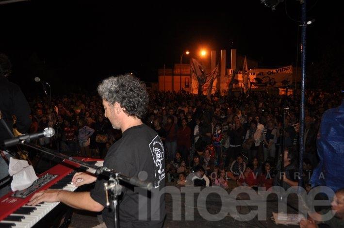 Ignacio Montoya Carlotto dio cierre a las actividades por el Día de la Memoria