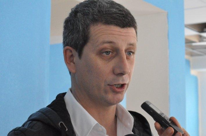 Gonzalo Bagú, nuevo subgerente de la línea Sarmiento