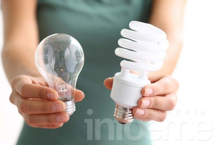 Entregarán más de 7mil lámparas de bajo consumo
