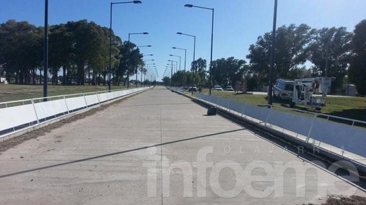 Adaptarán el Corsódromo como circuito para entrenamiento de ciclistas