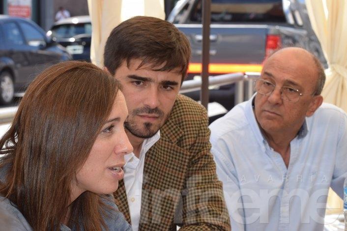 """""""Las diferencias son claras: lo bueno del Gobierno nacional lo vamos a sostener"""""""