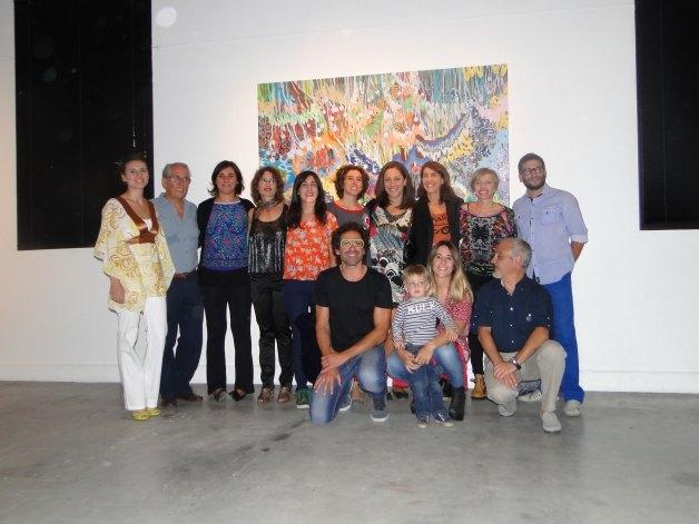 """Artistas locales y nacionales se muestran en el Centro Cultural """"San José"""""""