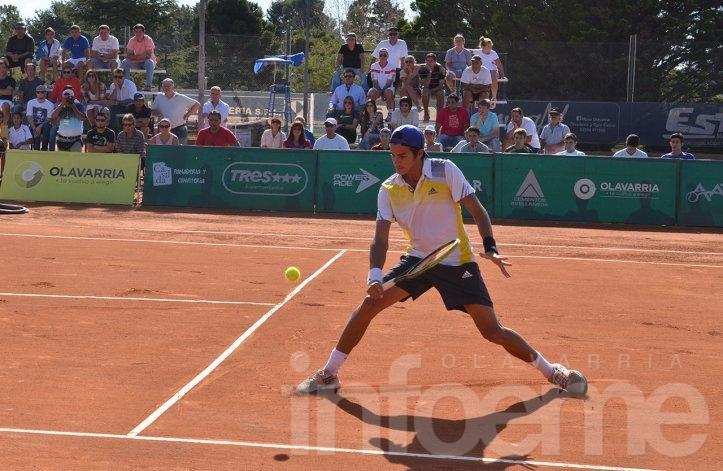 José Hernández es el campeón del Future