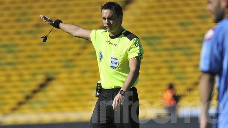 Loustau será el árbitro del Superclásico