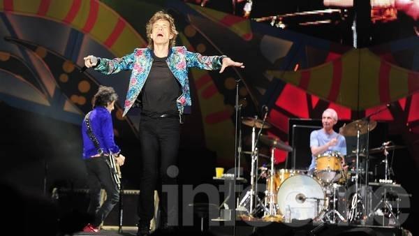 Los Rolling Stones anunciaron histórico concierto en Cuba