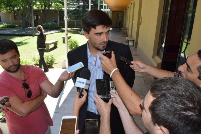 """Galli separó del cargo a Sergio Sarachu: """"Fue una decisión personal mía"""""""