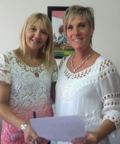 La docente Erica Mornhinweg asumió como consejera escolar