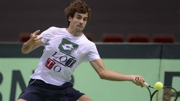 Copa Davis: Pella abrirá la serie ante Polonia