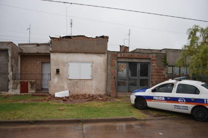 Una mujer falleció por una explosión en su vivienda