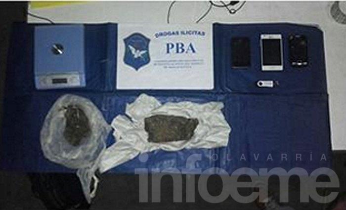 Secuestran marihuana en diversos allanamientos en la Ciudad