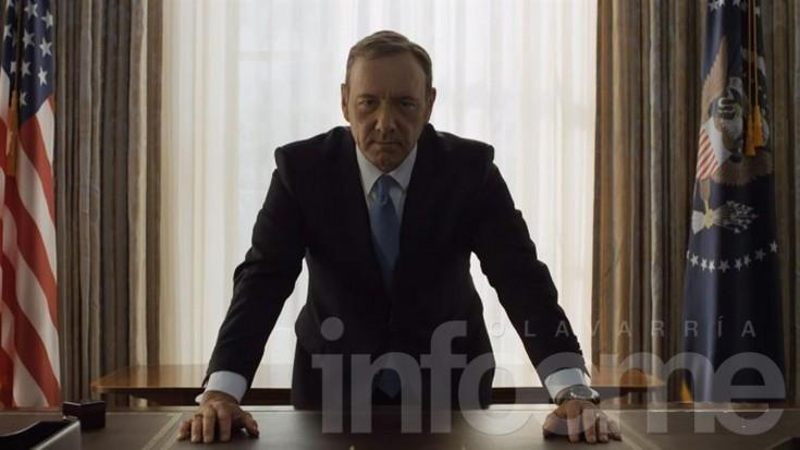 """Se terminó la espera: vuelve """"House of Cards"""""""