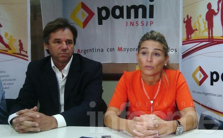 Asumió la nueva titular de la delegación local de PAMI