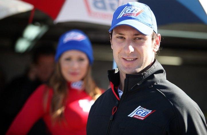 Pezzucchi quedó noveno en el primer contacto con la pista