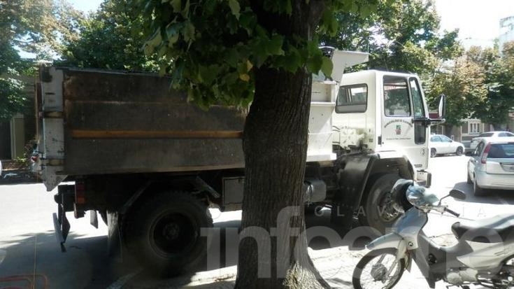 Ex Afsca: Olavarrienses retiraron el mobiliario de sede Saladillo