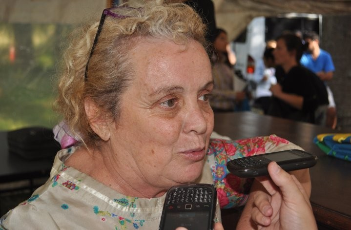 Proponen declarar a Araceli Gutiérrez como Ciudadana Ilustre