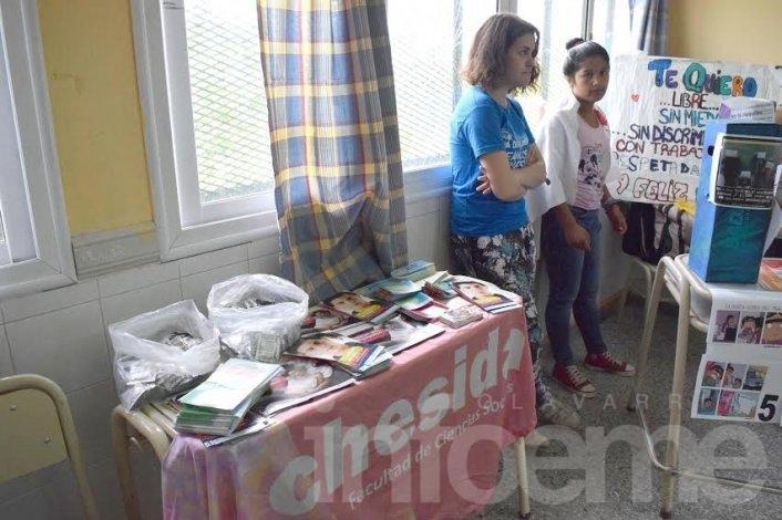 Día Mundial de las Mujeres: actividades de CheSida y PPEM