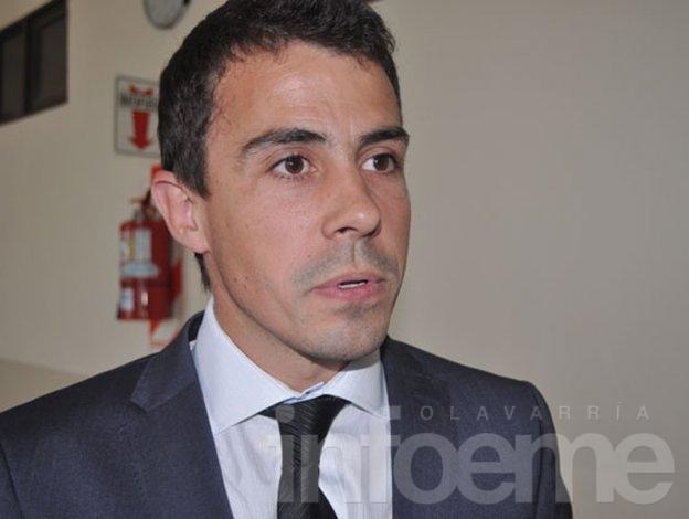 Galli se reunió con el Ministro de Trabajo Provincial, se define el nuevo titular local