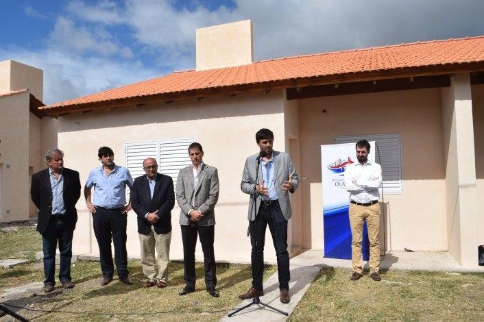 Anunciaron la construcción de 50 nuevas viviendas
