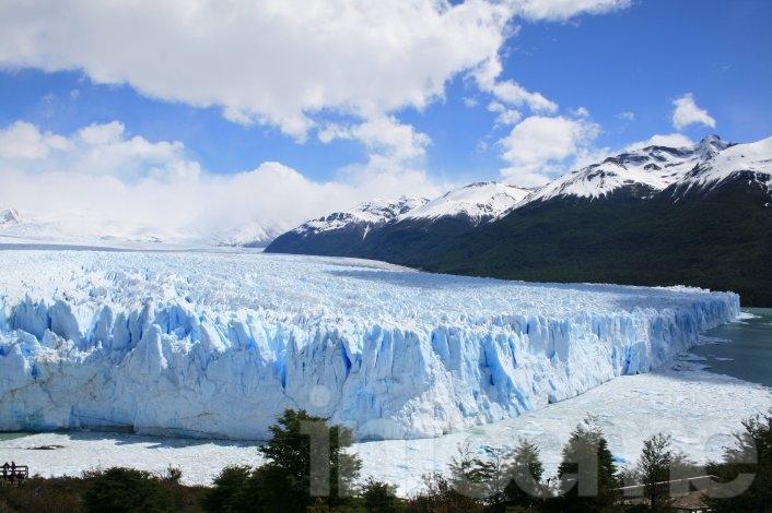 Mirá en vivo la ruptura del glaciar Perito Moreno