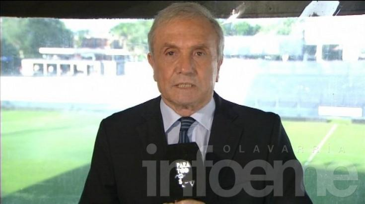 Murió Roberto Perfumo