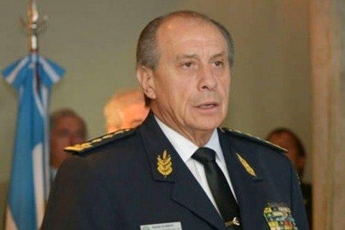 Renunció el jefe de la Policía Federal, Román Di Santo
