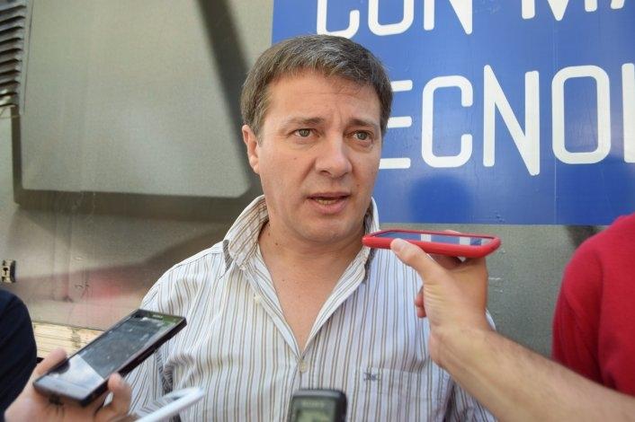 """Morán: """"La reestructuración de los CDR fue una decisión federal"""""""