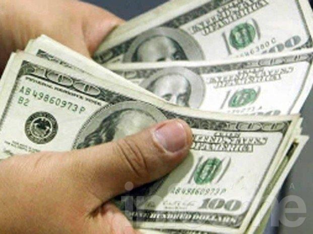 Fuerte caída del dólar: marcó el mínimo en tres semanas