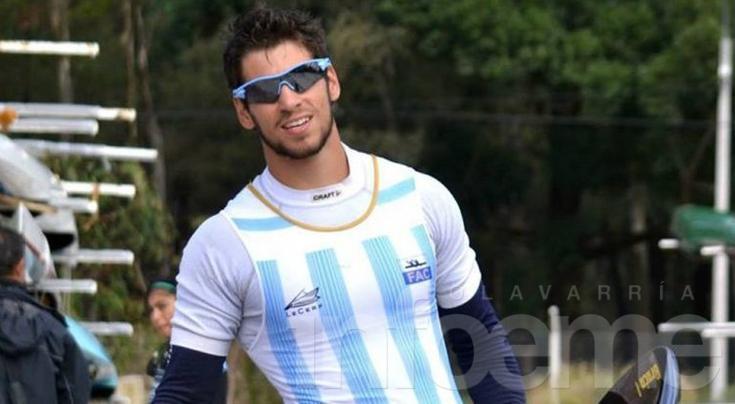 Agustín Vernice un paso más cerca de Río 2016