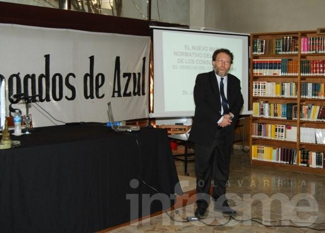 """Se realizó el Seminario """"El Derecho del Consumidor en el CCyC de la Nación"""""""