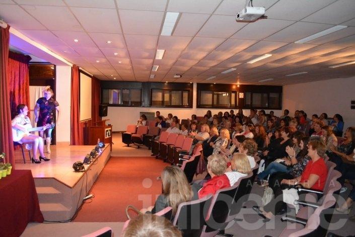 Teatro y música en la FIO por el Día de la Mujer