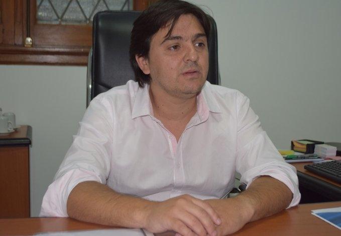 """Gastón Acosta: """"Me causan gracia los concejales que piden explicaciones por cosas que no hicieron ellos"""""""